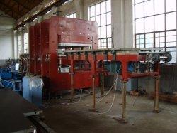 GummiMachine Plate Vulcanizing Machine Group mit ISO, CER