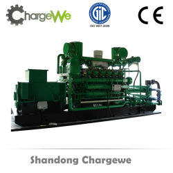 150kw 187,5 kVA Puissance industrielle commerciale de méthane DE GROUPE ÉLECTROGÈNE GROUPE ÉLECTROGÈNE DE BIOGAZ