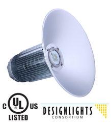 Alta de la luz de la Bahía de LED 200W con UL, dlc, CREE fichas, 347V (BL-HB03-A-200W)