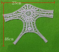 Wholesale chimique Cotton Collar Lace (cn146)