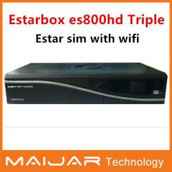 Estarbox 800se Triple 3 à 1 tuner DVB-S2+C+T2 Combo DM800SE OEM Combo