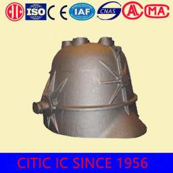 Bote de escoria de acero de fundición personalizados para la planta de acero con Certificados ISO