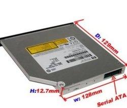 DVD RW interna para laptop