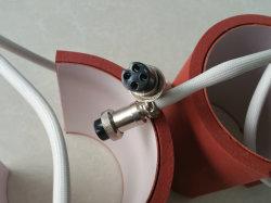 Chauffage en caoutchouc de silicone, de nappe chauffante de silicone, caoutchouc de silicone mug