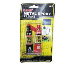 Ab colle époxy pour le verre et métal