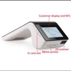 Lettore Di Codici A Barre Con Touch Screen E Stampante Termica