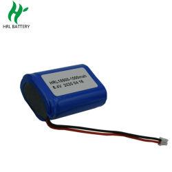 ドライバーの早期警報装置のための高温リチウムLiFePO4 Battery6V1000mAh
