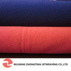 100d Polyester Spandex de dos maneras tejido stretch