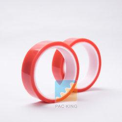Для крепления в автомобиле двухстороннюю ленту ПЭТ с красной пленки гильзы цилиндра