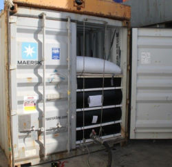 24000L/Flexibag Flexitank/симметричные/PVC масло баллоны для масла
