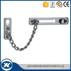 Raccord de porte de protection en acier Rust-Proof la porte de sécurité de la chaîne de métal