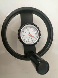 ضعف مكبح مزولة قرص عجلة يدويّة لأنّ [كنك] آلة