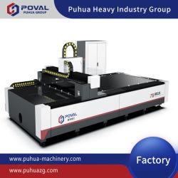 スムーズな挿入pHシリーズ鋼板切断のファイバーレーザーの打抜き機