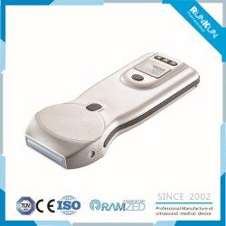 Sonde linéaire 3.5MHz sans fil d'échographie Doppler couleur sonde à ultrasons