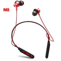 Bluetooth5.0 Neckbandの耳の芽のTureのイヤホーンの無線Twsのヘッドホーンのイヤホーン