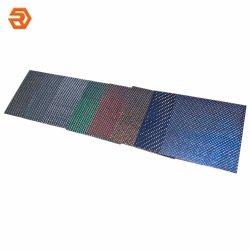 Farbige 3K Carbon Faser Tuch / Stoff für die Herstellung von Carbon Fiber Produkte