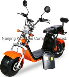 Cee Coc grande poder 1500W City Electric Aluguer de Harley Scooter Motociclo eléctrico