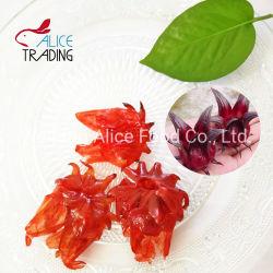 Gele Kleur Droge Hibiscus&#160 van de Rode Kleur van de Vruchten van China de In het groot Bewaarde; De Bloem van Roselle van de stroop