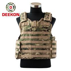عسكريّة ترس درع جسم شرفة واقية صامد للرصاص صدرة تكتيكيّ