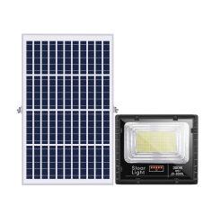 太陽エネルギーの機密保護プロジェクター40W 60W 100W 200W 300W産業屋外の掲示板の反射鏡LEDの太陽洪水ライト
