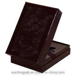 Caja de regalo cosmética rígido personalizadas, té, café impresas Embalaje Embalaje de cartón de almacenamiento