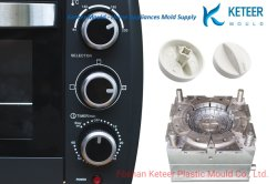 Electrodomésticos de cocina molde para horno microondas los componentes de plástico molde