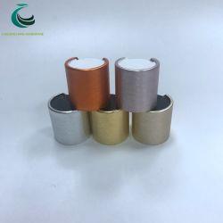 28/410 20 24 415 Disque cosmétiques en aluminium haut bouchon/couvercle/couvercle pour bouteille de shampoing...