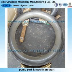 Moldes de arena el anillo de mecanizado CNC de piezas resistentes al desgaste de piezas de maquinaria para la minería en acero inoxidable/Titanio/ALTO CROMO