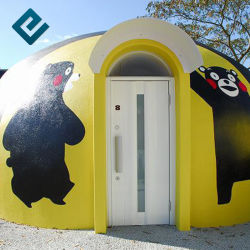 よいドームの絶縁体のPrefabricationの家