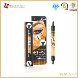 Washami の不変の防水ブラウン液体の二重 eyeliner