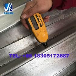 Los materiales de construcción de la barra de ángulo de acero galvanizado con zinc Test