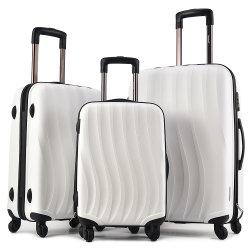 Bubule barata fuerte conjunto de la maleta de equipaje Bolsa Trolley Set Caja de herramientas con las ruedas