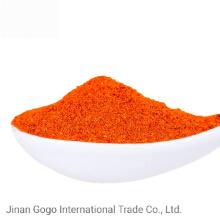 Una buena calidad de chili en polvo deshidratado en polvo de pimentón dulce