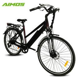 [ستي روأد] تمرين عمليّ درّاجة كهربائيّة مع [بس]
