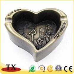 Cenicero de metal de alta calidad para regalo de promoción