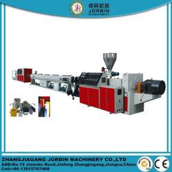 Automatique 2 Tuyaux en PVC Extrusion de Conception de la Faucheuse Ligne / Machine de Fabrication de 2 Tuyaux en PVC / Extrudeuse de Pipe PVC / Ligne d'Extrusion de plastique