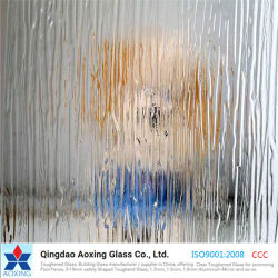 耐火性強化積層ガラスワイヤメッシュセキュリティパターン強化ガラス
