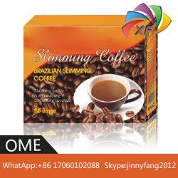 OEM 자연적인 초본 체중을 줄이는 체중 감소 커피