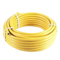 """Dn15-3/4 """" ha ondulato il tubo flessibile ricoperto dell'acciaio inossidabile per gas"""