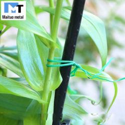 /PE PVC lazos trenzado El cable para el cierre de plantas/bolsas