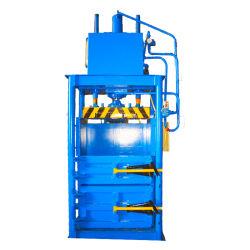 Vb-30 Presse verticale pour les déchets de papier carton Bouteille PET Carboard plastique