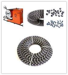 Carrière de pierres et des carrières/lames de segment de la machine/granit Marbre/ardoise de grès/caoutchouc plastique/Outils de coupe/fil diamanté/perles de scie