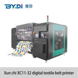 De gran formato de alta velocidad T Shirt tejido de algodón de la máquina de impresión digital para el 32 de cabezales de impresión Ricoh G6