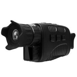 3W 850Нм Инфракрасный светодиод охоты открытый кемпинг ночное видение с установленным монокуляром легко вести