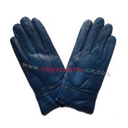 옷을 입기 가죽 장갑 접촉 스크린 장갑 겨울 가죽 장갑 숙녀를 깁는 Gloves Warm Gloves (CXG19111) 신식 가죽 장갑을