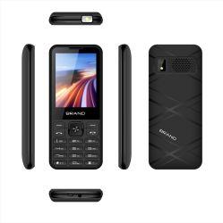 Custom Nouveau ! 2.8Inch Cheap 2g la barre de fonction téléphone de la Chine avec la carte mère Spreadtrum double caméra