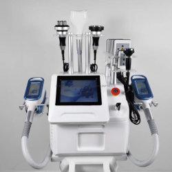 3 مقابض لجهاز تنميج الجسم 360 CR Yo للهيكل إزالة الدهون إزالة الشرايين المزدوجة آلة التخليص