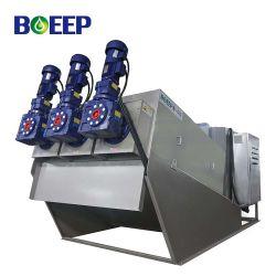 Ce/ISO/SGS Navio de Tratamento de Efluentes de Águas Residuais Voluta Aparafuse o filtro Pressione 303/351/201/352