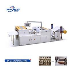自動 A4 用紙カット装置。 紙切削機。 トランプカッティングマシン。 A4 用紙カット包装機械 (SX-D)