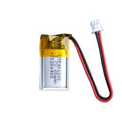 CB Cert 3.7V 401120 Bateria de polímero de lítio 60 mAh